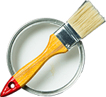 塗装ブラシ
