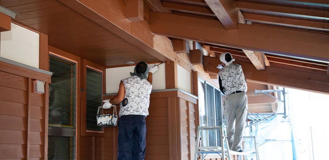 伊藤塗装の塗装品質とサービスへのこだわり